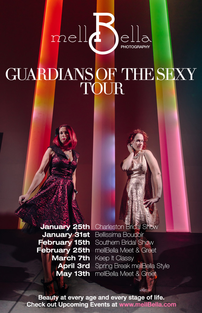 guardians of the sexy tour 2