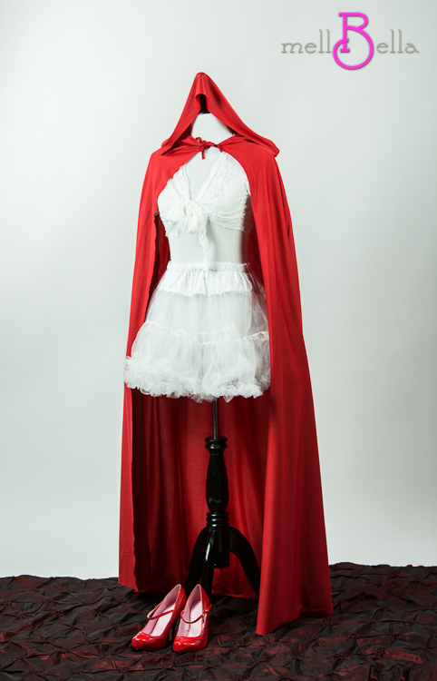 Little Red Riding Hood-- mellBella Closet
