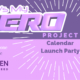 She's My Hero Calendar Launch Party banner